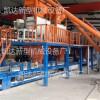 技术先进设备精良fs复合免拆保温板生产设备厂家价格